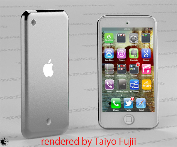 The 4 Inch iPod Touch Jumps Into The Rumor Mill