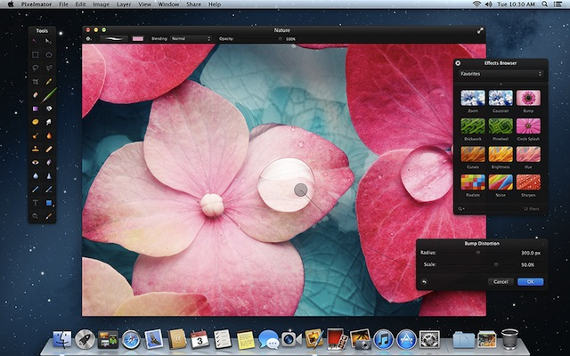 Pixelmator Is On Holiday Sale For 50% Off