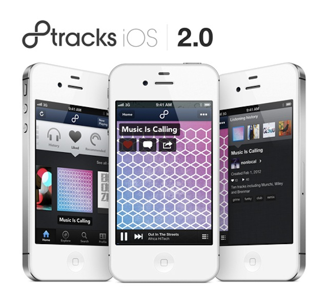 8tracks Relaunches With New Design And Improved Music Discovery