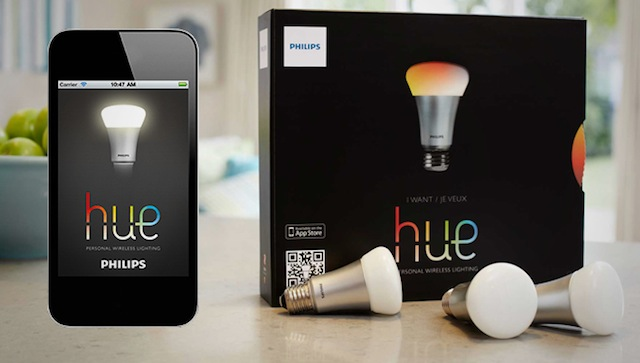 App Controlled Philips Hue Lightbulb Coming To Apple Stores Today