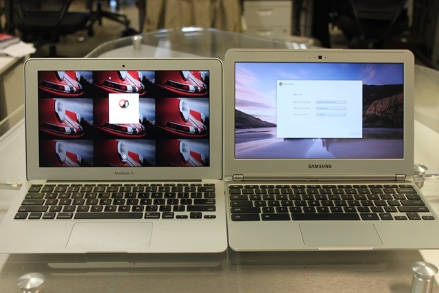 Samsung Air, Err, Chromebook Now Available Via Google Play