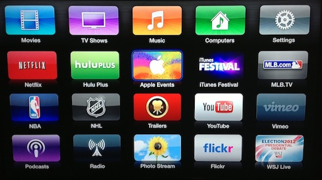 iOS 6.1 Beta 3 Brings Bluetooth Keyboard Support For Apple TV
