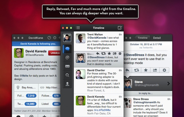Tweetbot For Mac Receives 1.0.1 Update, Adds Reading List Support