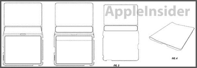 Apple Granted Page Turn, Smart Case Patent