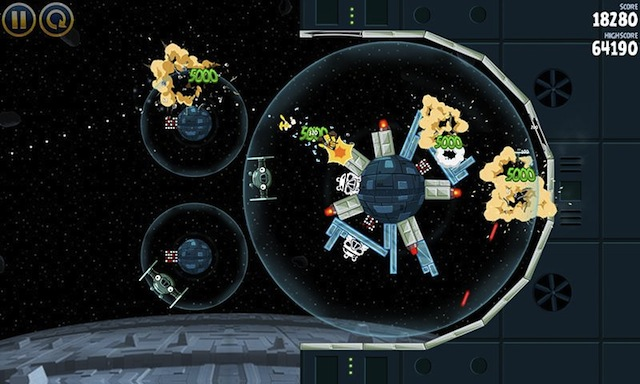 Angry Birds Star Wars Hits No.1 Spot In U.S. App Store In Record 2.5 Hours