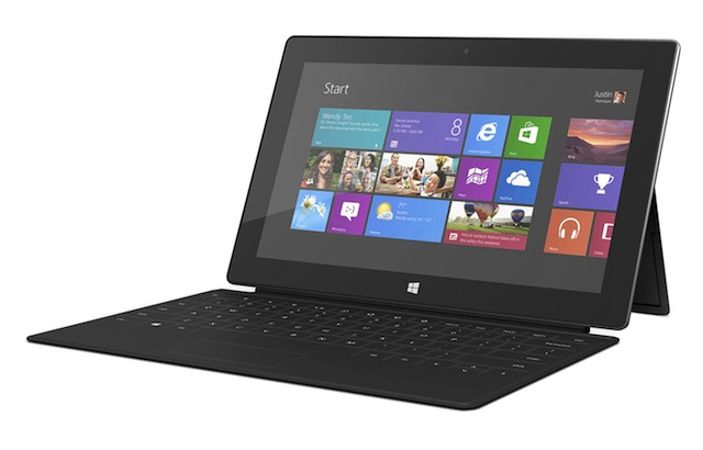 Microsoft Surface Screen Is Better Than iPad 2, But Not As Good As Retina iPads