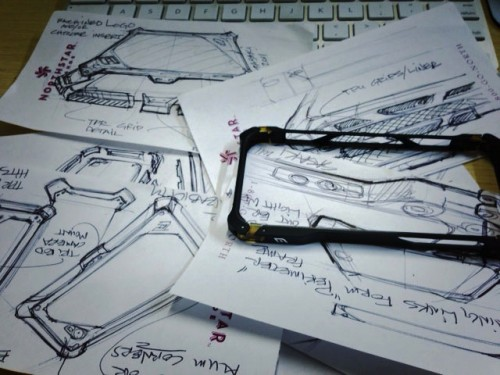 Sector-5-iphone-case-design-sketches