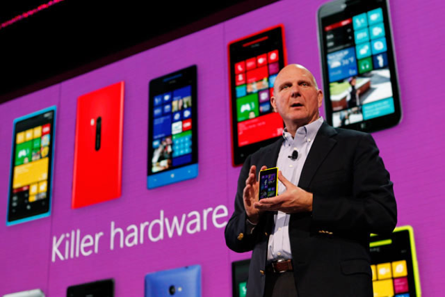 Steve Ballmer Still Thinks iPhones Are Too Expensive, Hes Kind Of Right