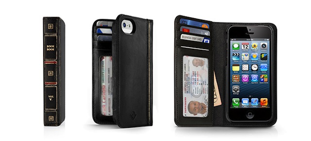Twelve South Bookbook For iPhone 5 Available For Purchase