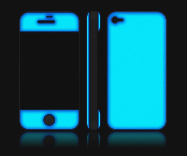 Deal: Protect Your iPhone 5 With This Glow In The Dark Skin