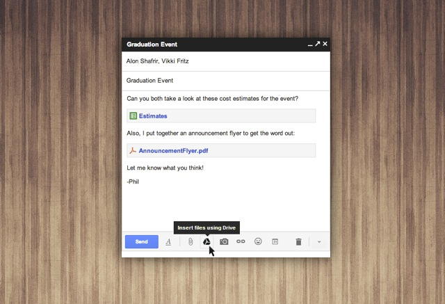 Gmail Now Lets You Send Monstrously Large Attachments