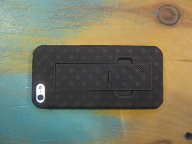 iPhone 5 Shell Holster Combo Case — A Review