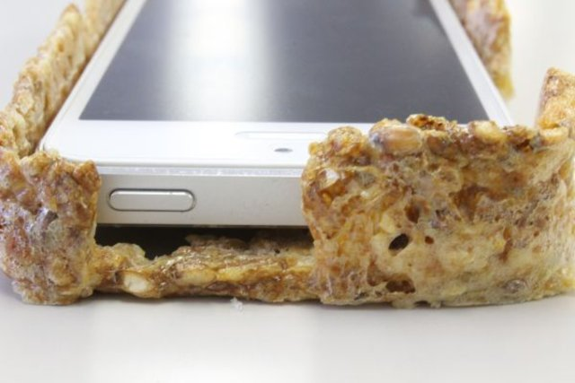Finally, An Edible iPhone 5 Case
