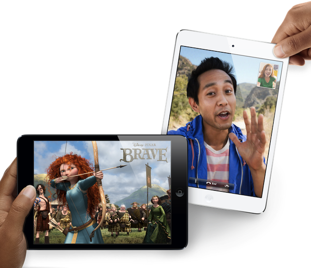 Next iPad Mini Is Rumored To Feature Retina Display