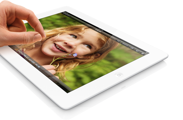 Apple Catches Up With Fourth Generation iPad Demand