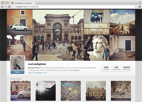 Facebook Influence Shows Up In Instagrams Brand New Web based User Profiles