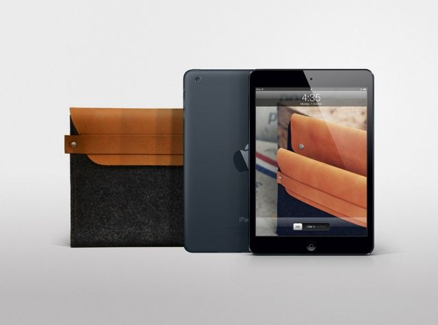 It Doesnt Get Much Sexier Than This New iPad Mini Sleeve From Mujjo