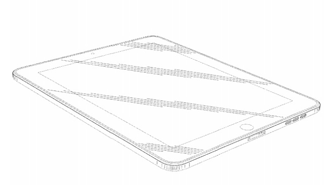 Patent For A Rectangle With Rounded Corners? Apple Owns That