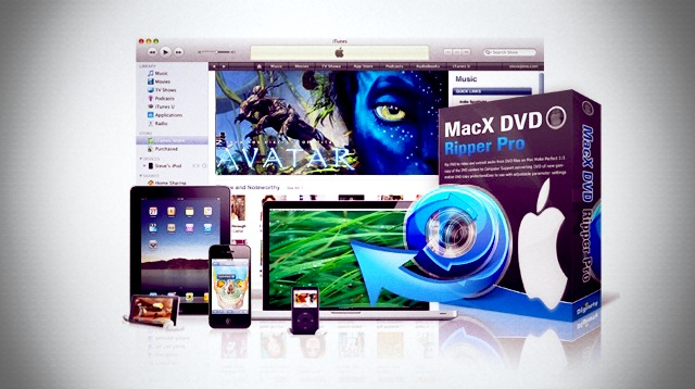 Deal: Get MacX DVD Ripper Pro For Free