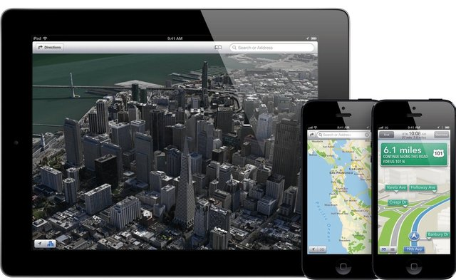 Apple Maps Manager Fired For Disappointing Launch