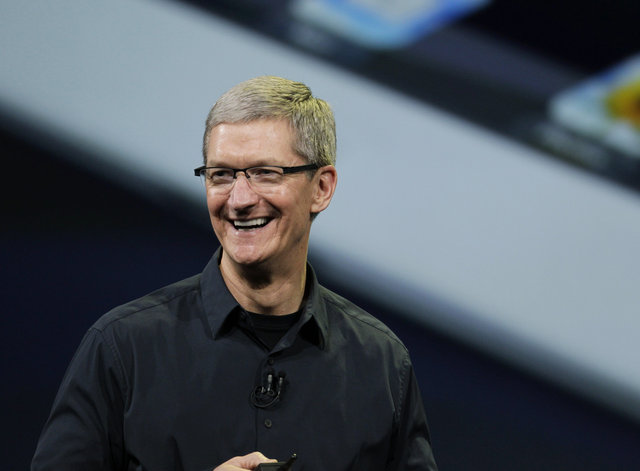 Tim Cook Named Americas Highest Paid CEO