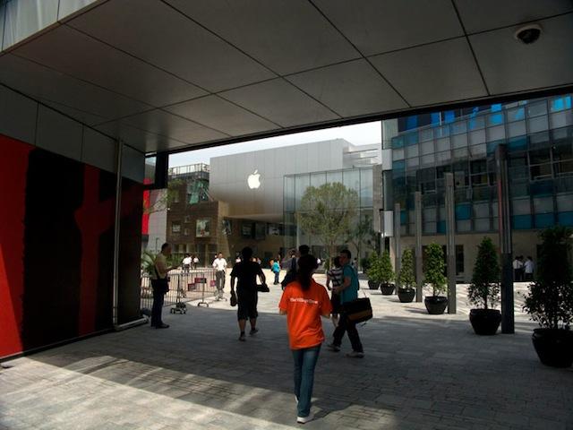 iPad Mini Launches In China, No Crowds But Scalpers Were Plentiful