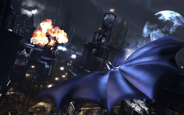 Batman: Arkham City Arrives In The Mac App Store