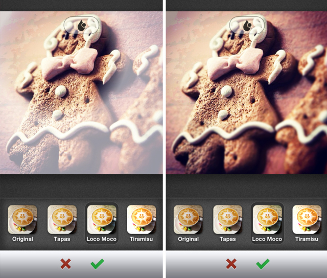 Share Photos Of Your Favorite Holiday Meals And Treats With Burpples New Photo Editing Filters