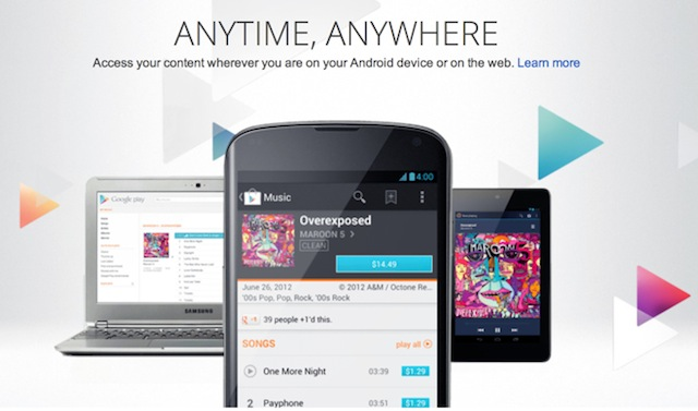 Google Music Releases Free Scan And Match Feature, Competes With iTunes Match