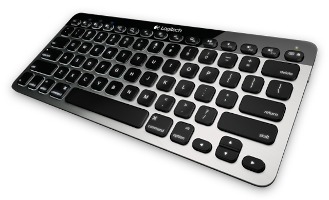 Logitech Announces New Wireless Keyboard And Trackpad For Mac And iOS
