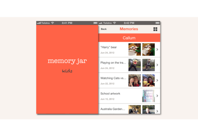 Memory Jar: Share Photos Of Your Family Without Letting The Whole World Creep Them