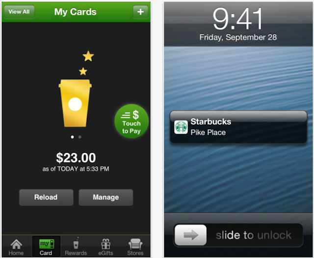 Starbucks App Finally Updated With iPhone 5 Support