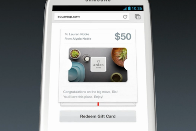 Now Give And Get Gift Cards With Squares New Passbook Integration