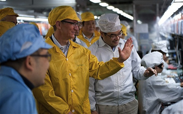 Tim Cook Says Apple Will Invest $100M To Bring Mac Production To The U.S. In 2013