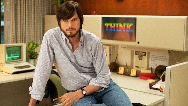 Promo Shot Released For Ashton Kutchers Steve Jobs Project