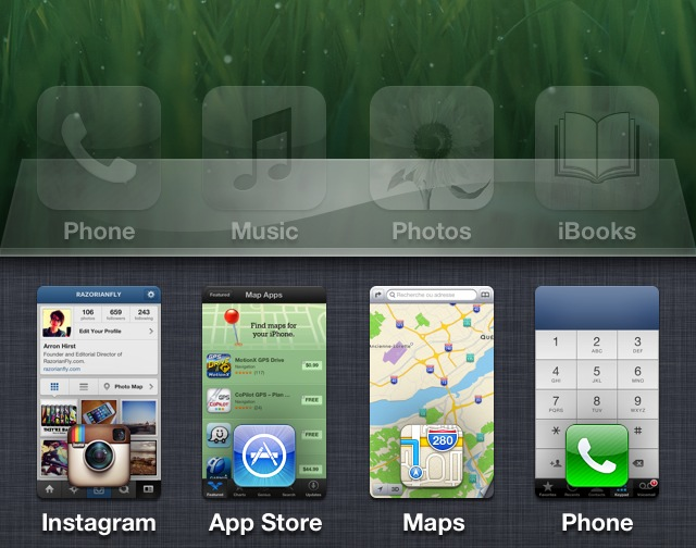 Amazing Auxo App Switching Concept Turns Into Jailbreak Tweak Reality