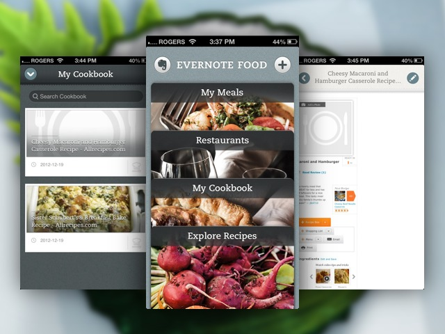 Evernotes Food App Hits Version 2.0, Worth Checking Out