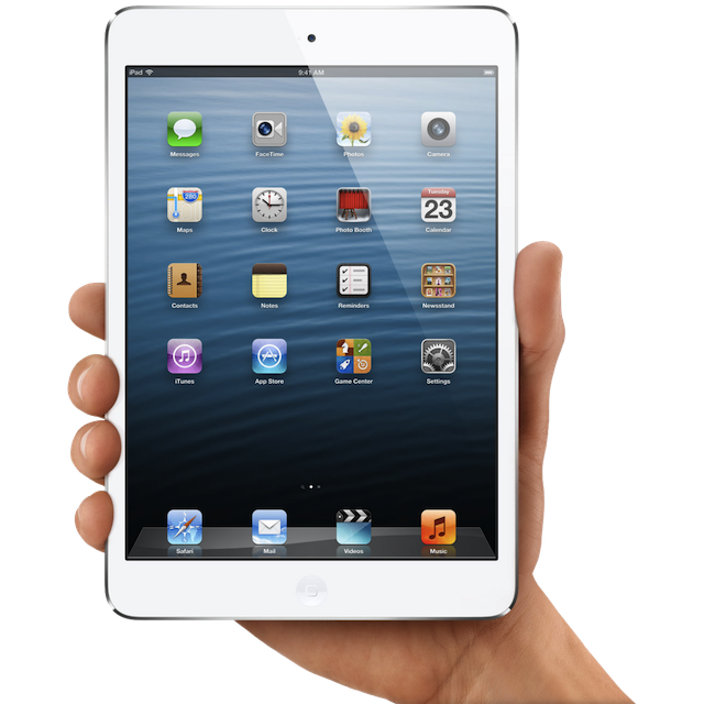 Rumor: Next iPad Mini To Have Retina Display?