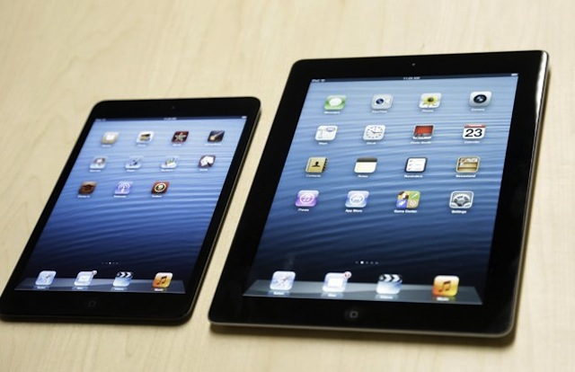 Thinner Fifth Generation iPad Coming In March Alongside Retina iPad Mini?