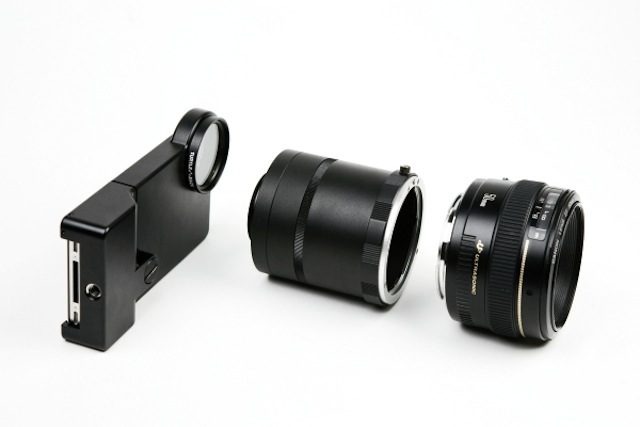 Introducing The iPhone SLR Mount