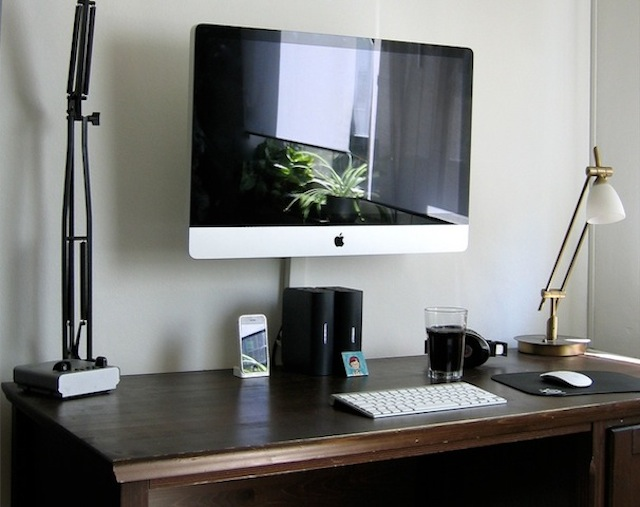 Sorry New Imac Owners No Wall Mounting For You Yet Macgasm