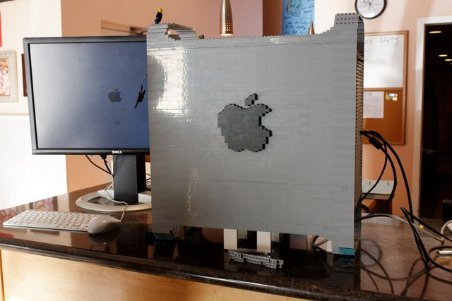 Cant Wait For The New Mac Pro? Build One Out Of Lego!