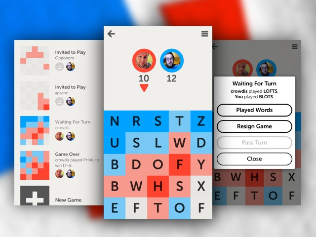 Letterpress Updated To Version 1.2, Adds Replay Feature