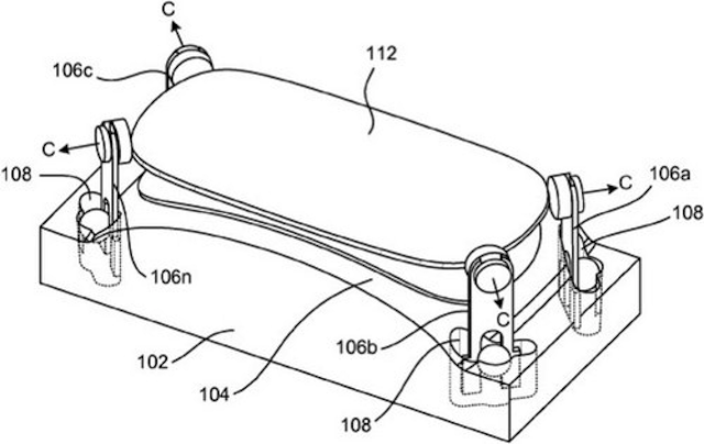 Apple Receives New Curved Glass Patent
