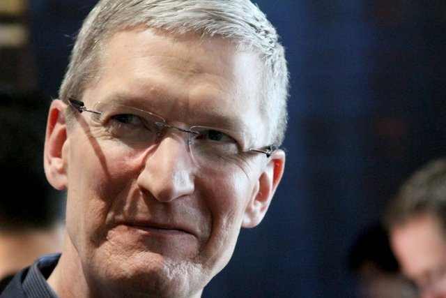 Tim Cook One Of 8 Finalists For TIME Person Of The Year