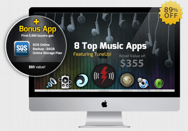 Deal: Get 8 Awesome Music Apps, Including TuneUp, For Only $39