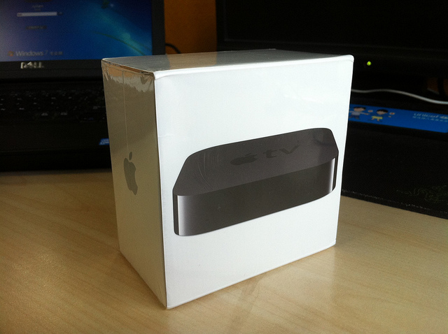 Apple Sells 2 Million Apple TVs During Q1 2013