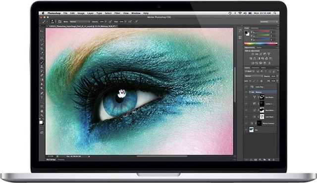 Apples Retina Eyeball Image Lawsuit Settled With Swiss Photographer