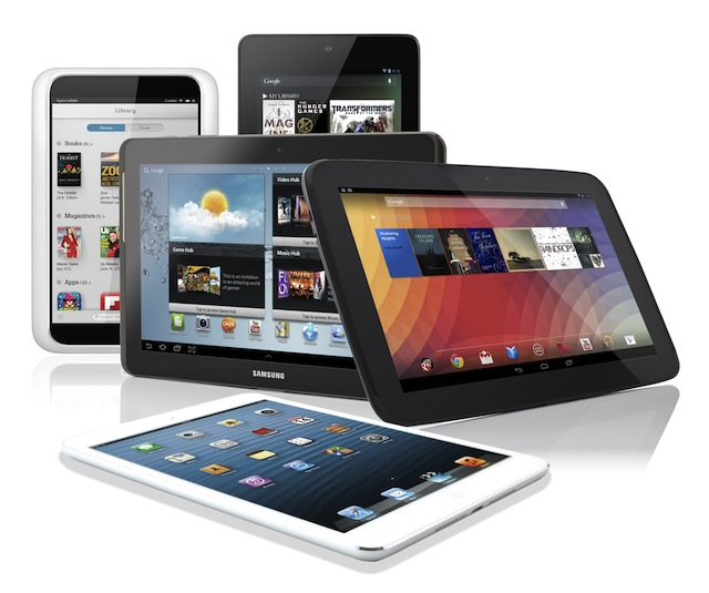 Prediction: Tablets To Outsell PC Notebooks This Year