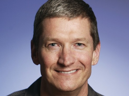 Apple-COO Tim Cook